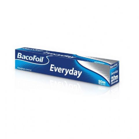 Bacofoil Tin Foil Roll - 20 Metres